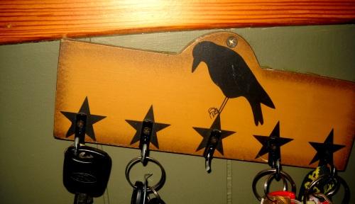 Keys 'n Crow