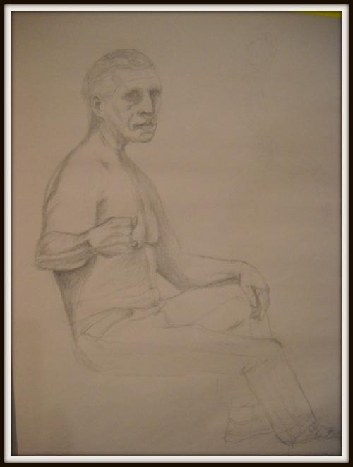 Fran's Drawing