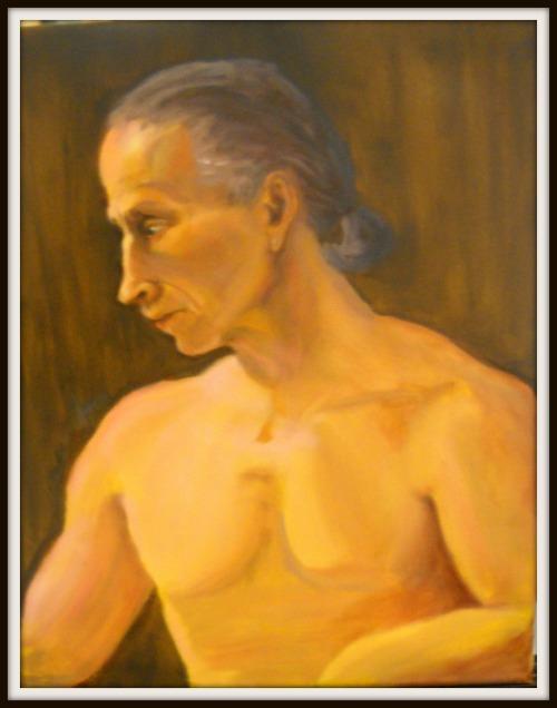 Pamela's Painting